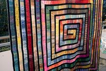 Strikket tæpper