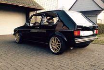 VW GOLF MK1/2