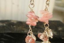 bijoux  / bijoux raffinés, perles, pierres semi précieuses...