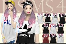 The Sims 4 CC Clothes