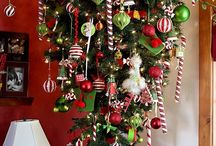 Christmas - Upside Down Tree / Upside down trees / by Debbie Mayfield