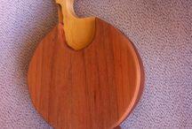 Artesanias / Candados y cerraduras chilota en madera.