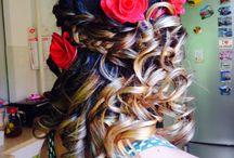 Vintage hairdress / Acconciature moda