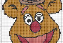 Crochet I'm too chicken to try... Okay maybe someday / by Debi Solimine-Karpinsky