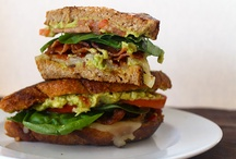Sandwiches & Lunch Snacks