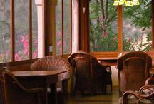 Inside Wilbur Hot Springs / http://www.wilburhotsprings.com/hot-springs-rooms-rates.htm / by Wilbur Hot Springs