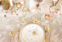 A touch of Gold / Gold wedding colour schemes