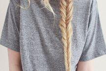 H A I R S T Y L E S  ♡♥ / The Hair is a Crown. / by Z o e  ∞