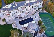 Billionaire Homes / Homes from around the world for if you win the lottery.  Euromillions not Lotto!