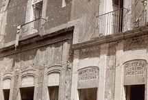 México viejo / Fotografías b/n