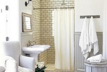 Bathroom makeovers / by Mary Clarke