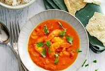 Indiaanse gerechten