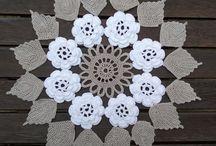 """Hermosos Diseños en """"Punto Crochet"""""""