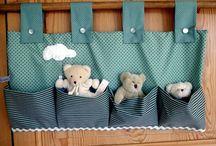Мешочки для игрушек