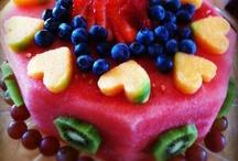 Rohkost Desserts - raw dessert / Weil es einfach nix besseres gibt als raw cake und Rohkost Desserts