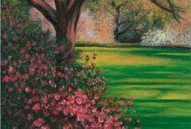 Akryl és Olaj festmenyek