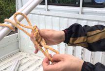 ロープ 結び方