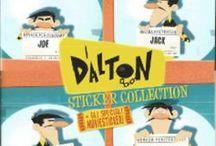 I Dalton / Album di figurine I Dalton Gedis Edicola