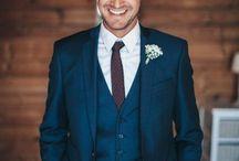 Groom suit