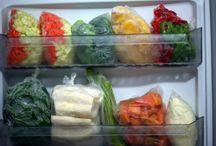 congelar legumes