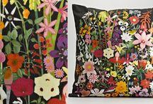 Colour me cushion