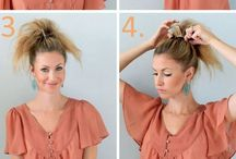 Hair Top Knot