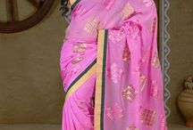 Party Wear Sarees / Take a look at the stylish & embroidered collection of Party Wear Sarees @ best prices. Choose your favorite saree now from http://www.mishreesaree.com/Online/Sarees/Party-Wear-Sarees