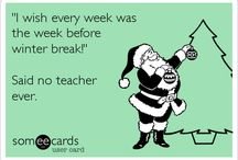 Teacher ha ha / things that the teacher me finds funny!