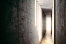 my Inspiration : Sense of Light and Shadow