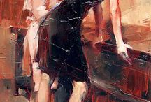 André Kohn / American contemporary artist born in South Russia