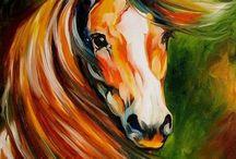 Marcia Boldwin..konie