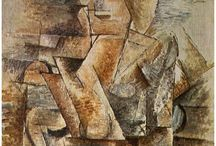 Georges   Braque (French.1883~1963)