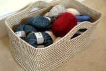 Crochet Home / by Rebecca Wasson