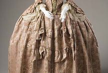 Dresses 1700's / by Stephanie Parker