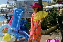 Pool Party con Alade3
