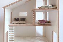 Современный кукольный домик