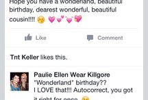 Autocorrect Wins/Fails / by Paulie Ellen Killgore
