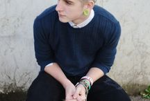 PJO: OC // Atticus / Demigod=Son of Athena. Icelandic. Has two mums and proud. Pansexual. Dyes his hair platinum blonde.