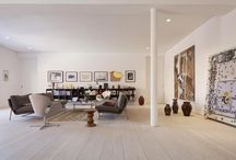 obras de arte em casa / Dicas de organização do seu ambiente para apreciar a arte.