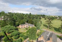 Our Property Based Aerial Photography / Our aerial photographs of residential properties, ideal for commemorative mementos, if you've had a new renovation or if you're looking to move and have a particular selling point that aerial photography can promote.