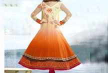 Anarkali Suits Online Shopping / Jugniji.com : A huge sparkling collection of Indian ethnic wear in our attention-grabbing online showroom whose variety is growing every month. price $138.00 ## http://goo.gl/m0MnKp