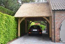 Carports und Gartenhäuser