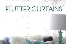Curtains to make