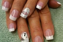 idées ongles halloween