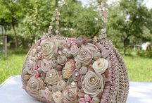 Сумки с цветами