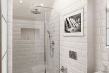 Bathroom Reno. / by Katie Pratt