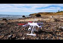 Best Drones 4 GoPro / Top 7 drones for GoPro