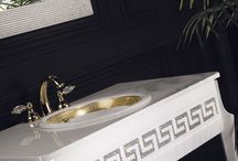 Topex Armadi Art Avnatgarde Diamond Collection / EUROPEAN MANUFACTURED BATH FURNITURE WITH SWAROVSKI CRYSTALS