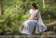 Winterland Grey Silk Chiffon Ribbonwork Roses Saree / PRICE: INR 10,411.00; US$ 157.74 To buy click here: https://goo.gl/jxmybQ Featuring the Winterland saree in grey, 100% flat, pure silk chiffon with baby pink synthetic raw silk trimming that is reminiscent of the winter wonderlands, frozen and magnificent. The signature-style adorable baby pink ribbonwork baby pink roses promise a memorable look for your next soirée. Reach us at care@eastandgrace.com. With Love, EAST & GRACE www.eastandgrace.com