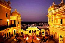 Rajasthan Tour with Lapstya / Deogarh Mahal in Rajasthan was a fighting fort, designed to confuse and thin out attacking armies.